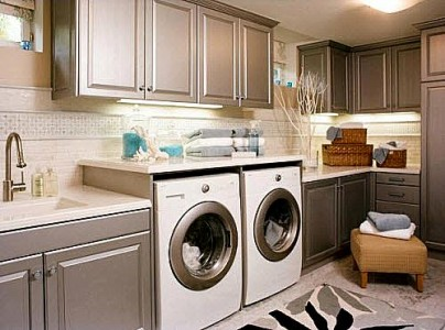 Today's laundry Room