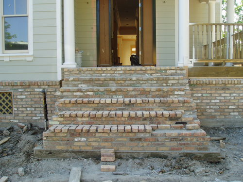 Lighting Basement Washroom Stairs: Replacing Or Repairing Front Steps Cost
