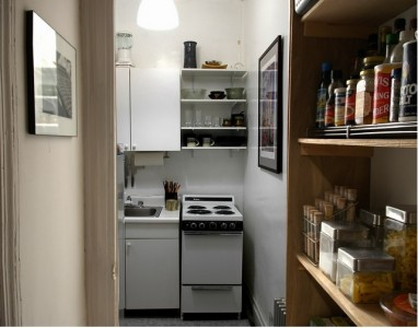 Modern Small Kitchen
