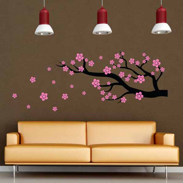 Wall Art Decor Vinyl : Vinyl wall art decals may improve the look of your room
