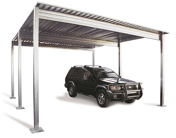 Replacing Old Or Damaged Metal Carport Parts How To