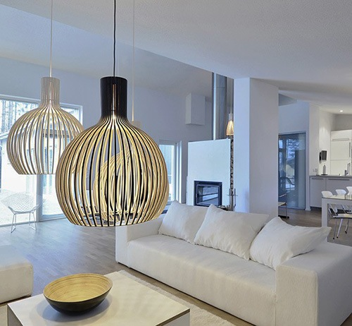 Modern Light Fixtures And Your Living Space