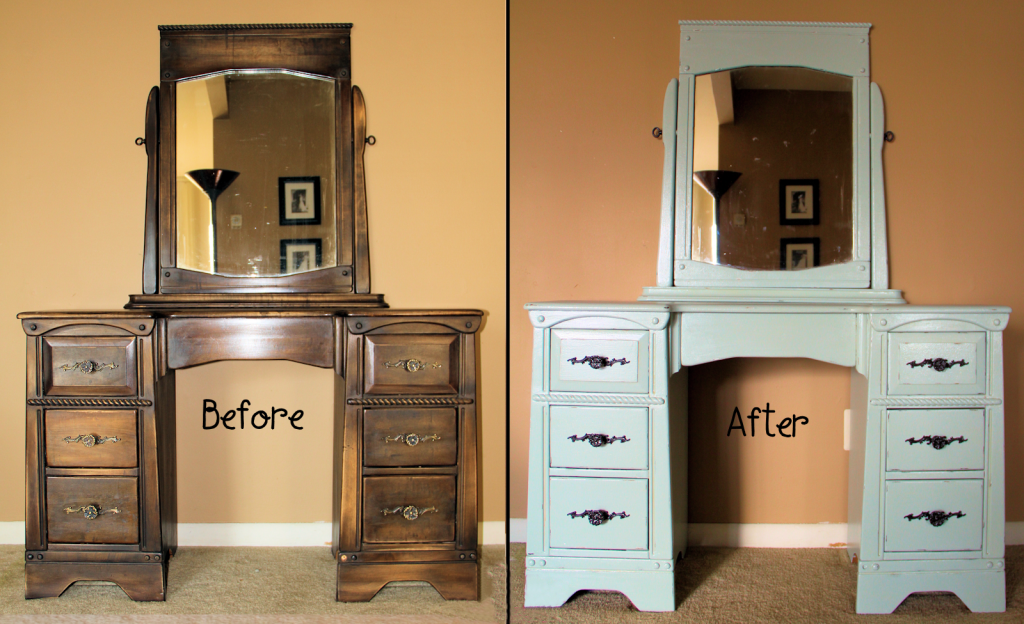 Old furniture painting how to build a house for Ameublement shabby chic