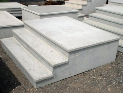 Prefabricated Concrete Steps
