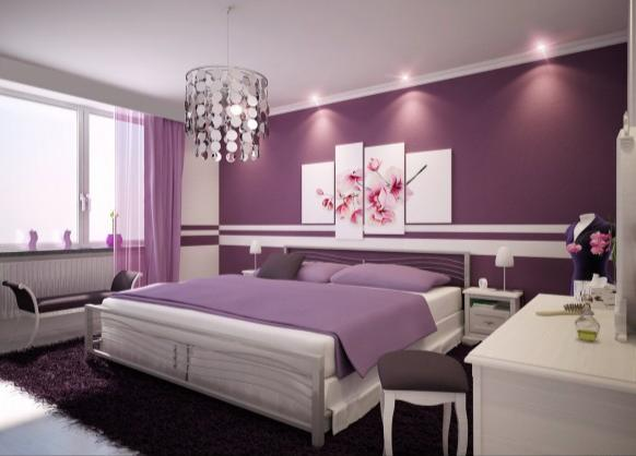 Purple-Bedroom-Ideas New Home Wiring Ideas on interior outside, open floor plans, scottsdale lawn pool, house plans, construction kitchens, interior designers just pick furniture for my, bathroom interior designs, kitchen island,