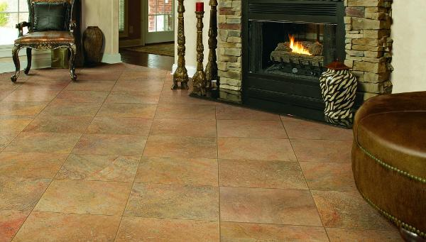 Ceramic tile equal healthy building how to build a house for Right flooring