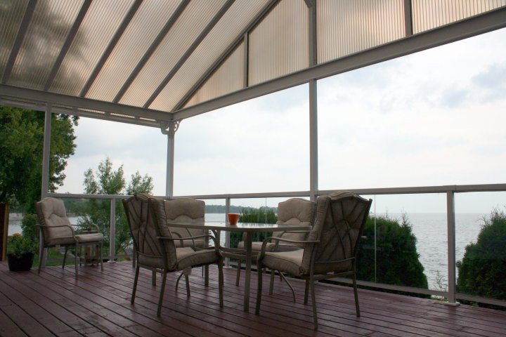 Amazingly Is That These Natural Light Patio Covers ...