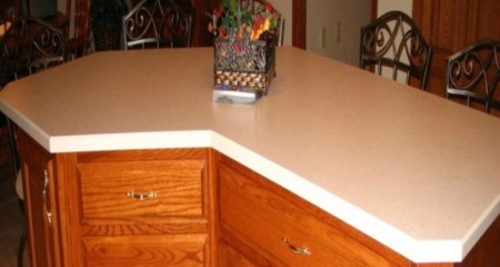 Http Www Howtobuildahouseblog Com How To Clean A White Kitchen Countertop