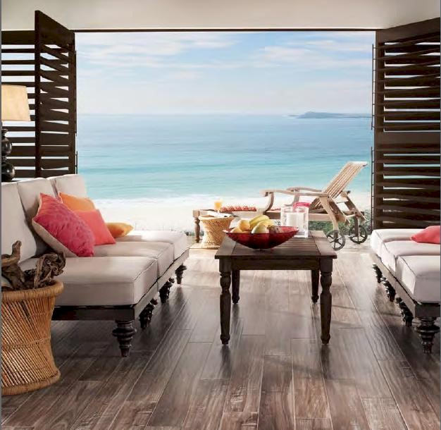 Decorate yor home in beach house style how to build a house for Beach house flooring