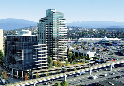 Rental apartments in Burnaby, Canada