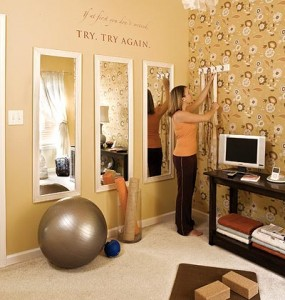 Ways to Make Room for Fitness