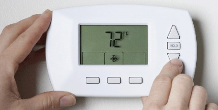 Sealed Digital Thermostat