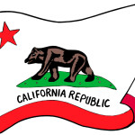 The Flag of the State of California