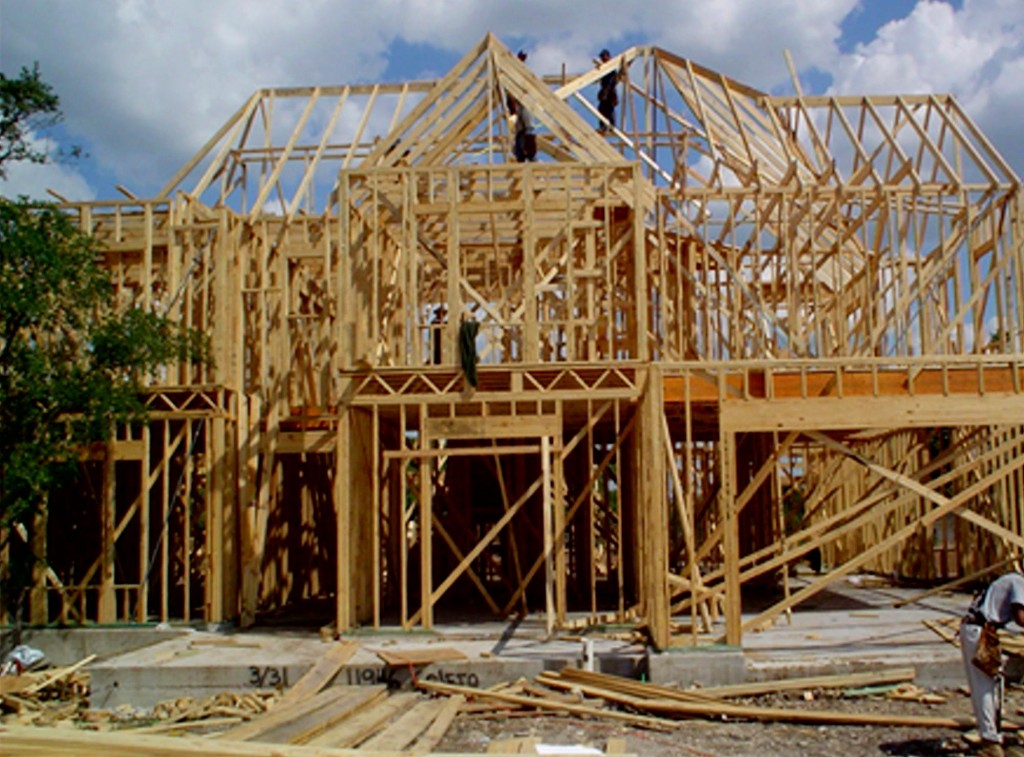House Framing Material Estimation How To Build A House