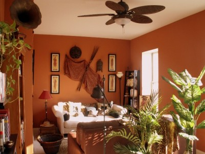 Decorate Your Home - African Style