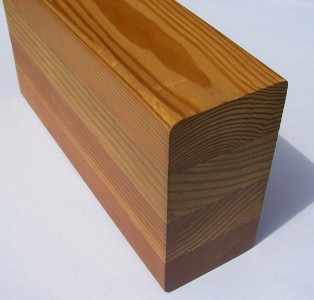 Glue Laminated Wood Beam