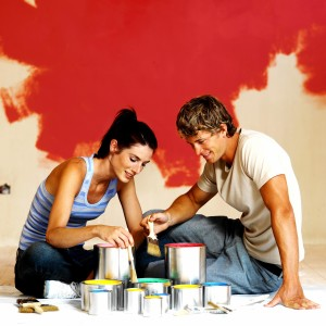 Choosing the Right Colour for Walls