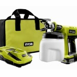 Ryobi ProTip Paint Sprayer Tool Review