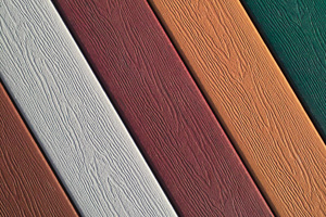 Decking Material Colours