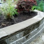 How to Lay Concrete Block in an Old Retaining Wall