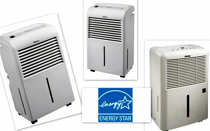 Small Space Dehumidifier Types