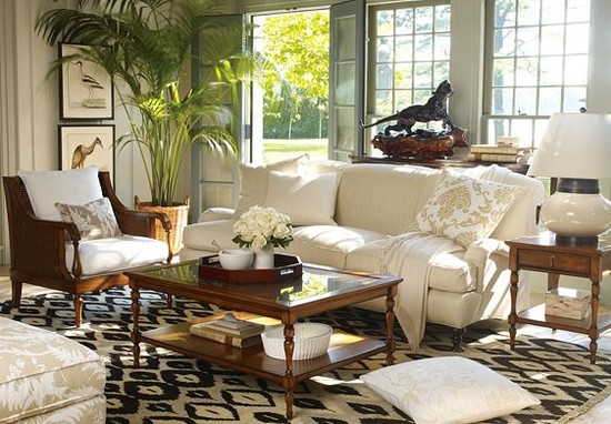A Great Home Interior Style Colonial Style How To Build A House