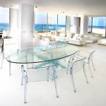 Choose Transparent Furniture for Your Home