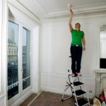 How to Paint the Room Ceiling