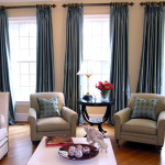 Curtains, Draperies or Blinds