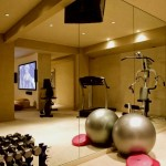 Create a Stylish Workout Space in Your Home