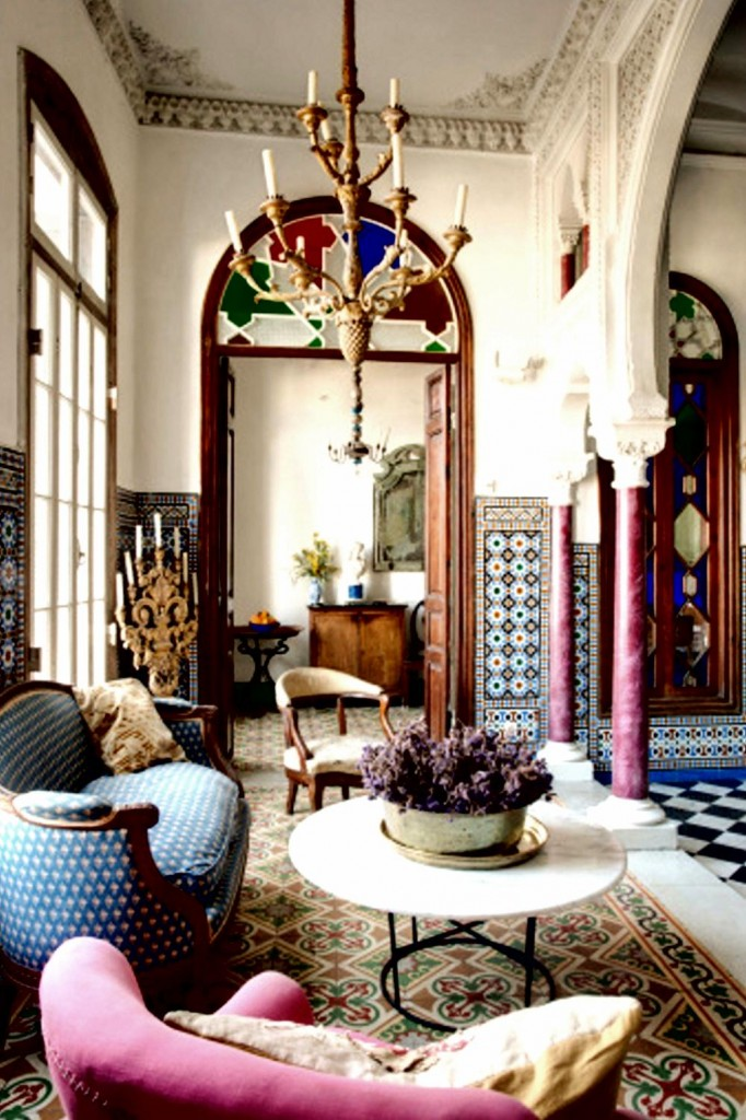 Choose moroccan style for your home how to build a house - Moroccan home decor ideas ...