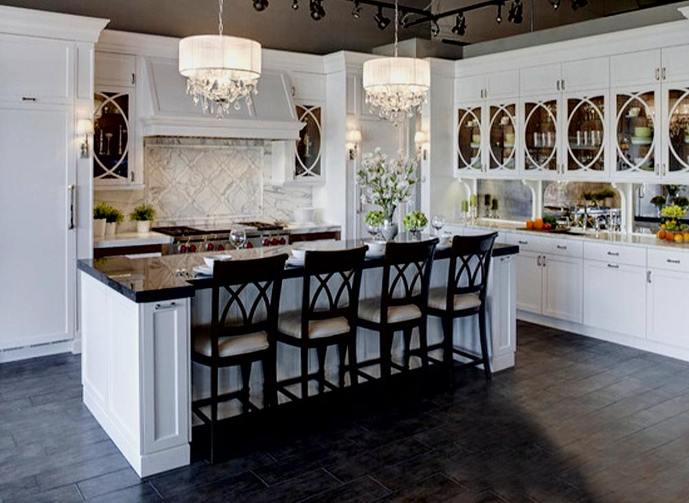 What Is A Kitchen Island With Pictures: Kitchen Island Lighting Tips
