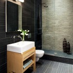 High-Tech Tiles for an Austere but Elegant Style