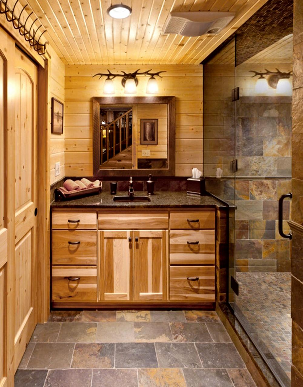 Perfect JAUREGUI Architecture Interiors Construction Gorgeous Rustic Bathroom With Terracotta Tiles For The Wall And Flooring From Anna Addison Photography Terracotta Tiles Bring Old World Charm To The Mediterranean Bathroom Design RJ