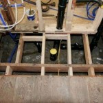 How to Trim the Joists to Create a Lowered Floor