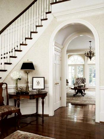 Your home foyer decoration tips how to build a house for Decorating your foyer