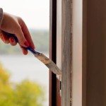 How to Paint a Window Wooden Frame