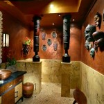 Interior Design with African Influences – The Trend of 2013