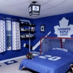 Sports – A Suitable Theme for the Children's Bedroom
