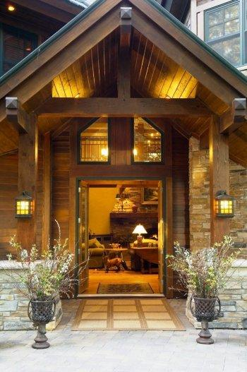 Portico Design Ideas For Home Front Entrance
