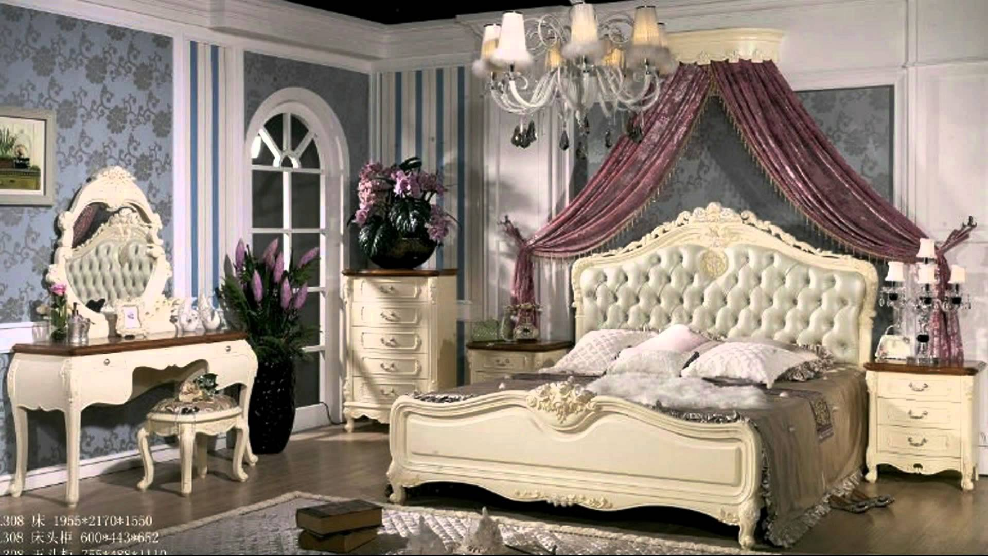 How To Decorate Your Bedroom In The French Style  Apps Directories