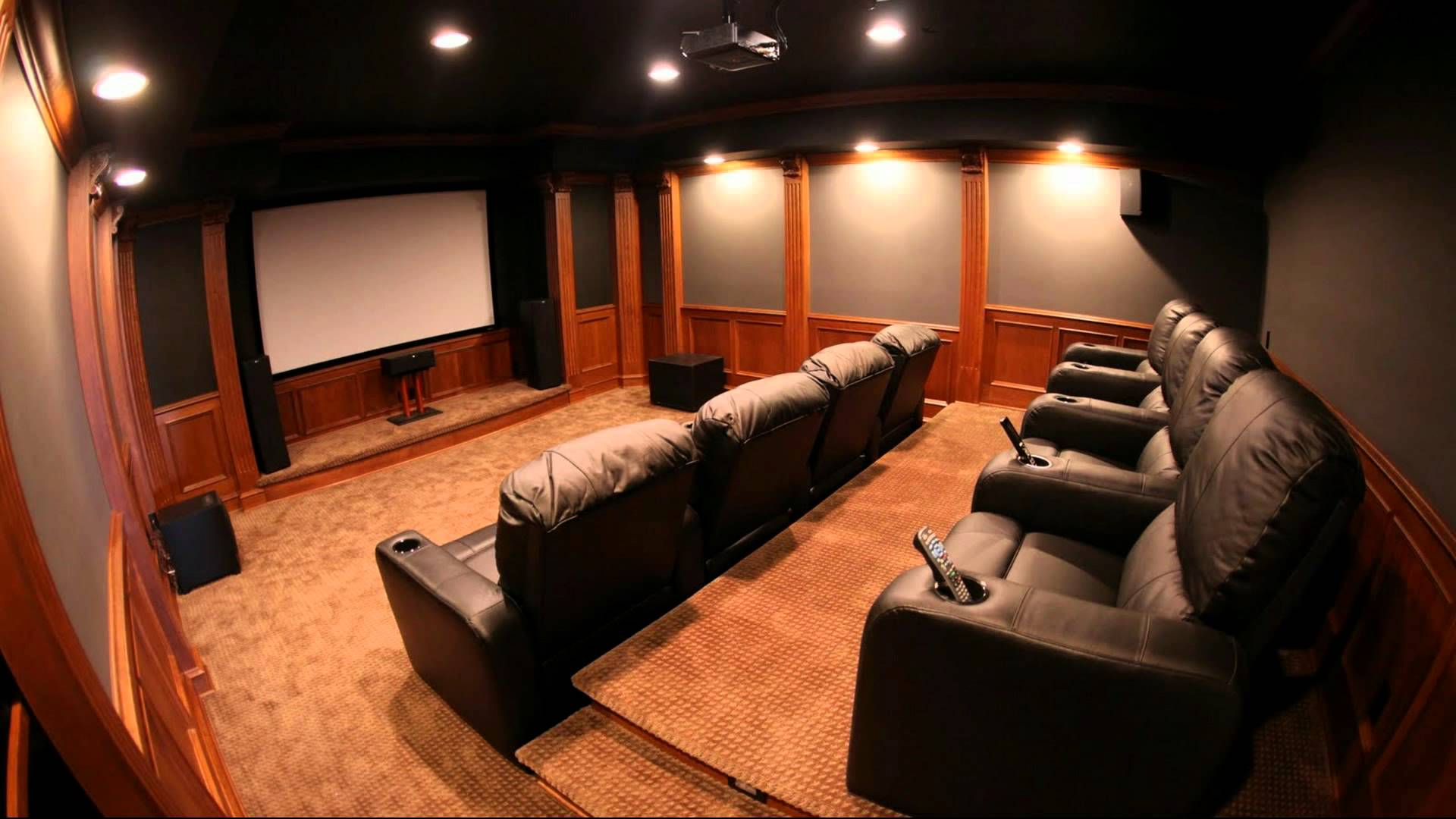 How To Create Your Home Theater Room