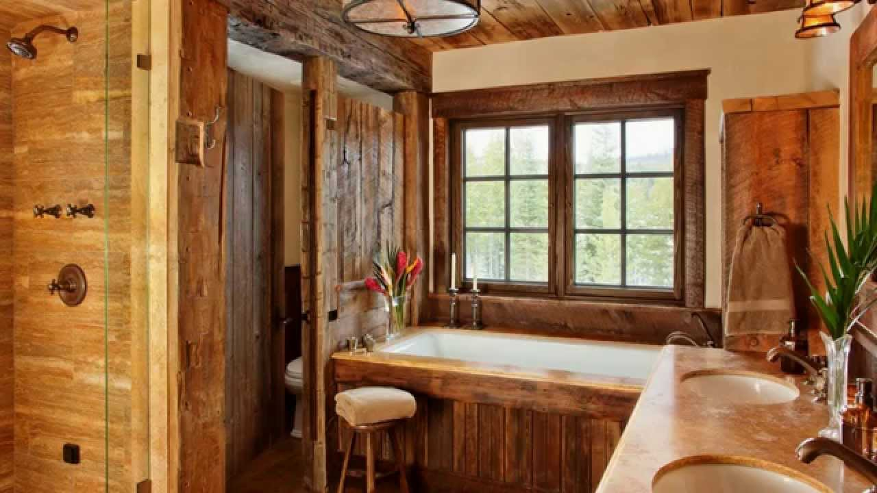 Primitive Rustic Home Decor Decorating Theme Bedrooms