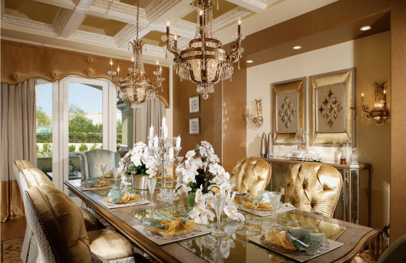 Luxury Interiors dramatic chandelier for luxurious interiors | how to build a house