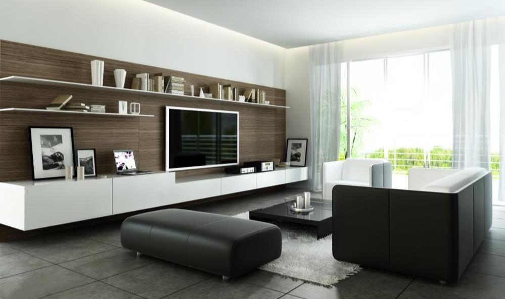 Modernize Your Living Areas