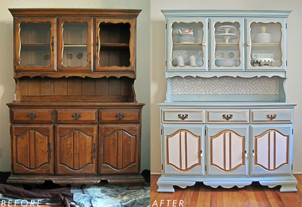 Old Furniture Painting How To Build A House