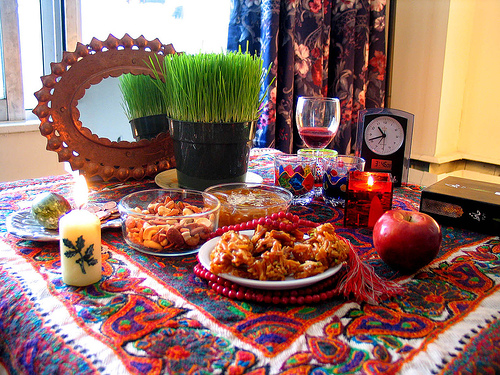 The Iranian Persian New Year Prepare Your House For