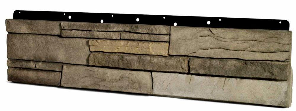 Lighting Basement Washroom Stairs: A Dry Veneer - Versetta Stone